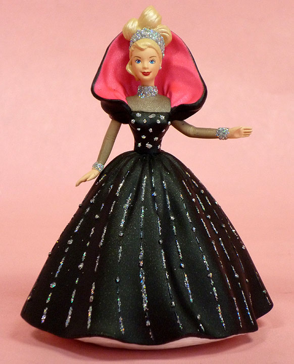 Product Listing Holiday Barbie 13580