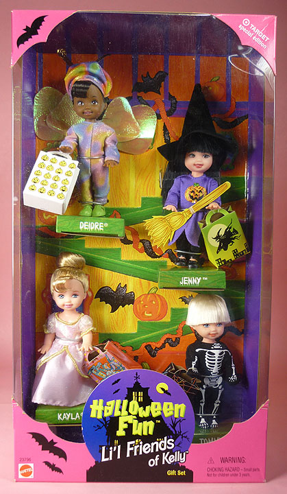 Image result for 1999 Target Halloween Fun - Kelly's Li'l Friends